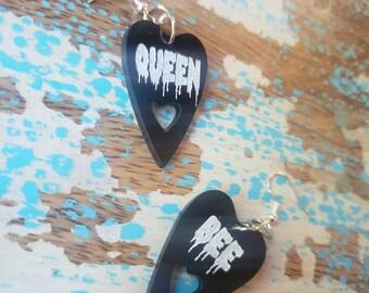 Queen Bee Earrings