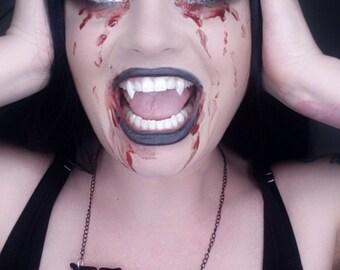 Vamp Acrylic Necklace