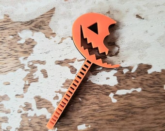 Trick R Treat Lolly Pin