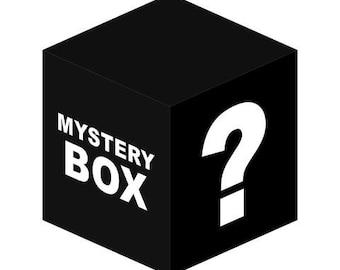 Mini Jewelry Accessories MYSTERY GOTH BOX