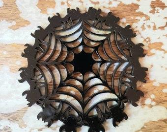 Arachnid Ornament