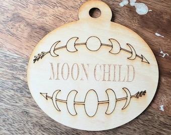 Moon Child Ornament