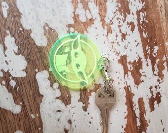 The Child Key Chain Clip