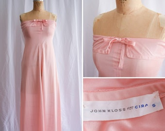 419ccf504cb65 Strapless nightgown