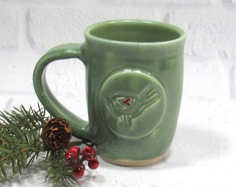 Coffee or Tea Mug - Handmade Pottery