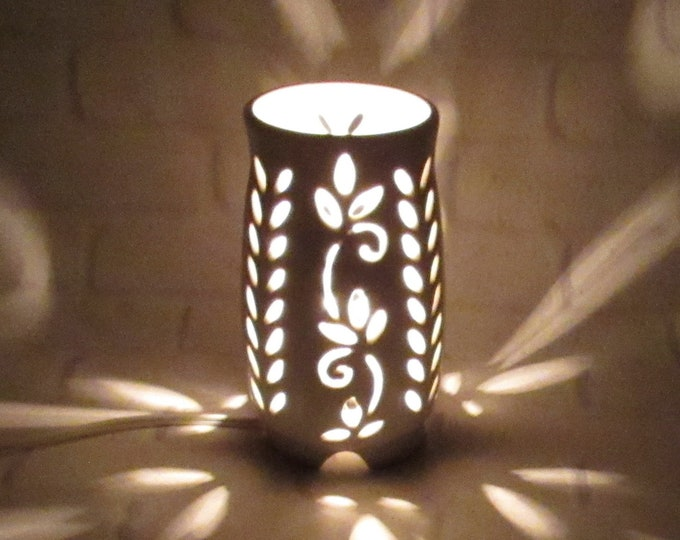 Featured listing image: Mood Lighting Pottery Lamp Night Light