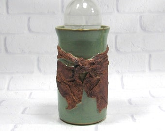 Ceramic Wine Chiller - Bottle Cooler - Flower Vase - Utensil Holder