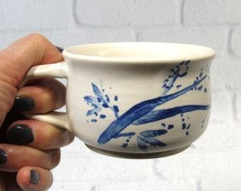 Coffee cup - espresso cup -tea cup - ceramic teacup - pottery coffee cup -