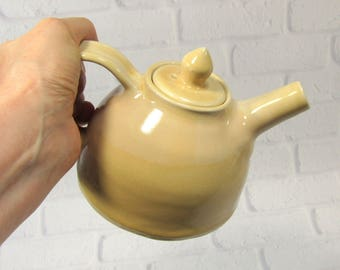 Teapot or Coffee Pot, Handmade Pottery on Sale