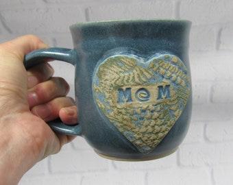 Mom Mug - Ceramic Mug - Mug for Mom - Mothers Day Mug - Pottery Mug - Personalized Mug - Mothers Day Gift - Gift for Mom