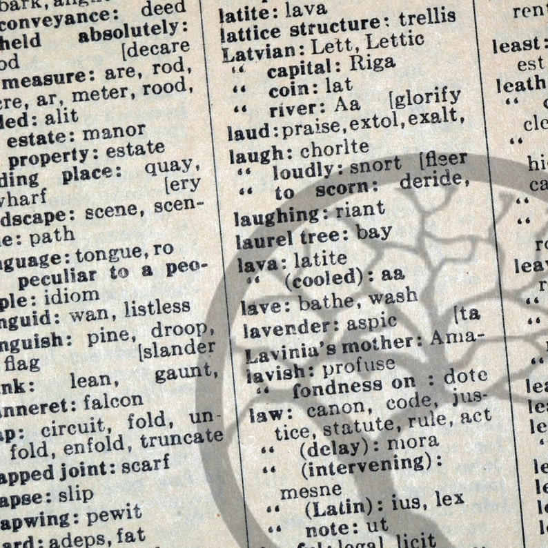 image relating to Printable Dictionary Pages called PRiNTABLE Dictionary Internet pages- Are living Giggle Appreciate instantaneous obtain- PDF- JPG- Do it yourself- weighty structure data files