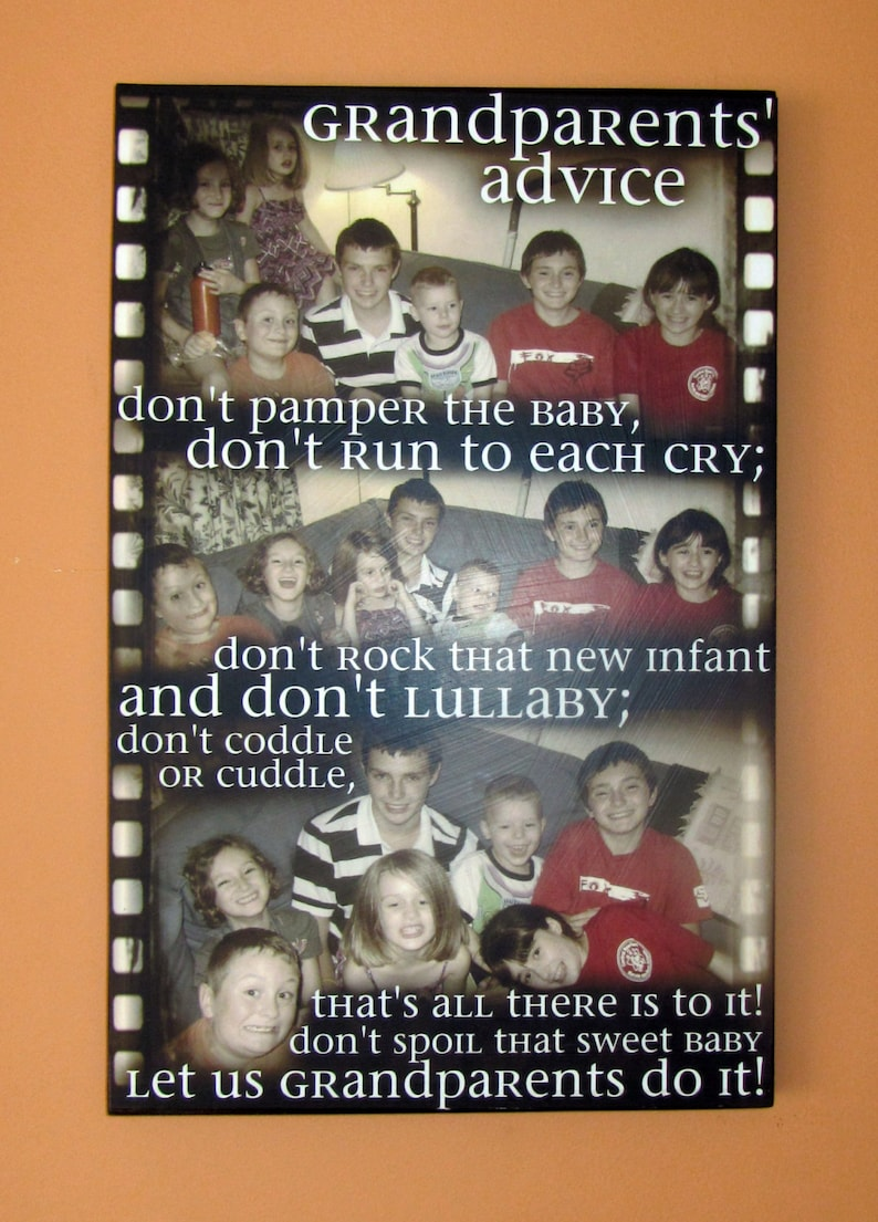 11 x 17 COLLAGE custom made to order Personalized PHoTO Giclee MoUNTED prints