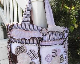 Rag purse pattern etsy