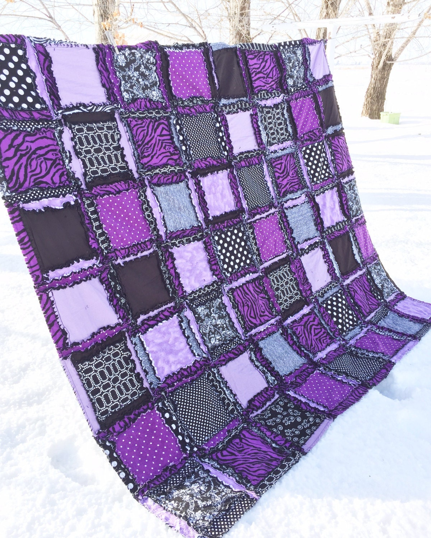 Zebra Bedding Black Purple Bedding Available In Twin