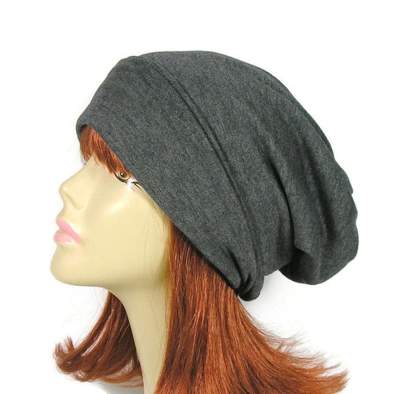 Long Slouch Hat Mens Gray Slouch Hat Do Rag Turban Slouchy  e8d09d526