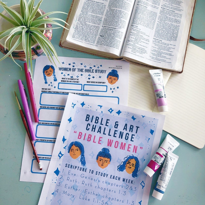 image relating to Printable Bible Study Guide for Genesis referred to as Bible Analysis Consultant. Bible Notes. Printable Worksheet - Terrific Girls of the Bible