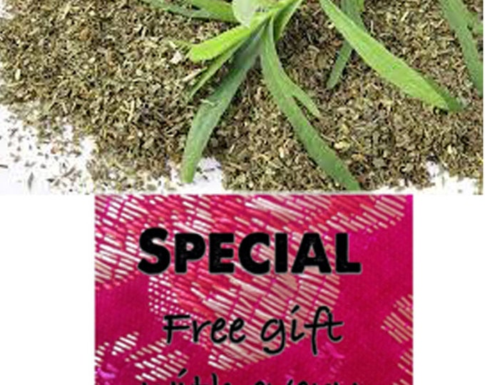 Order our All Natural Tarragon French dried herb now and get a free gift