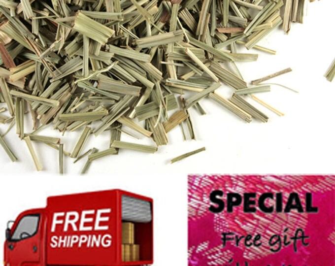 Lemon Grass, Dried, Organic shipped free within USA
