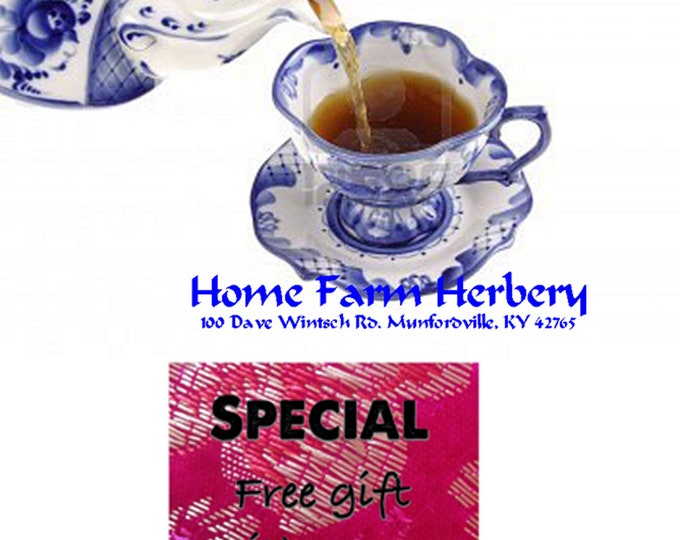 Order the best Get Smart Tea, Caffeine Free now, free gift included