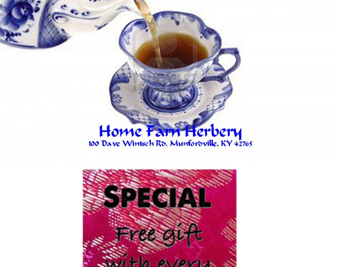 Feeling Good Flower Tea Blend is great for keeping your body in balance. Order now