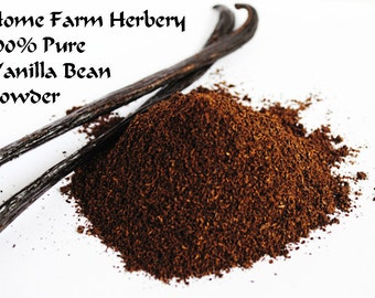 Vanilla Bean Powder 100% Pure used by the best cooks & chefs FREE shipping in USA Order now