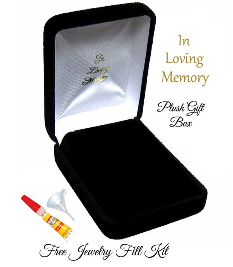 Rose Quartz Cremation Jewelry Urn Love Charms Option