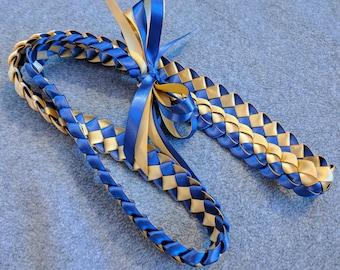 Single Braid Ribbon Lei