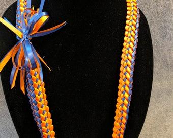 Double Braid Ribbon Lei