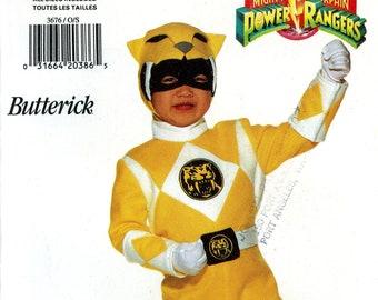 Power ranger costume | Etsy