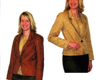 Purrfection Artistic Wearables 1042 Sweet Little Jacket Size XS to 5XL Uncut Sewing Pattern
