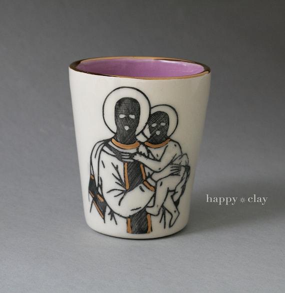 Balaclava and Christ
