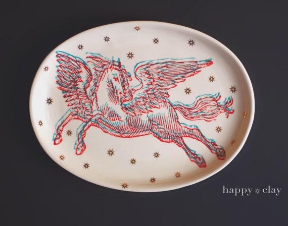 3D Pegasus Platter