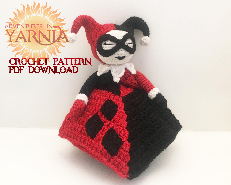 Harley Quinn Pattern Amazing Inspiration