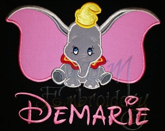 Dumbo The Flying Elephant Shirt