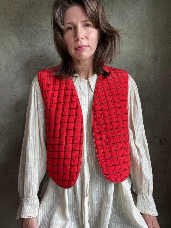 Pierre Cardin quilted vest