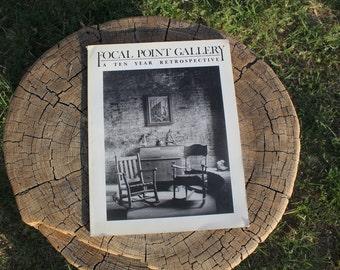 Vintage Focal Point Gallery Magazine
