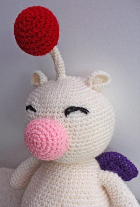 PATRONES Crochet Moguri envío internacional libre