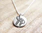 Tiny map of the Philippines necklace, silver map jewelry, Pilipinas necklace, Philippines jewelry, map necklace