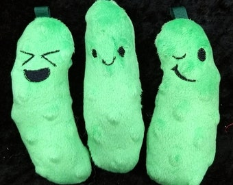 Little Pickles Plushies