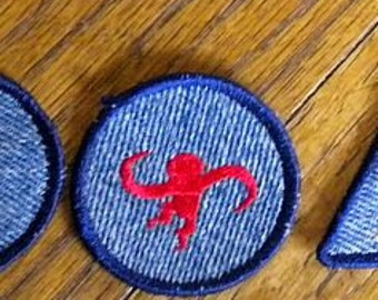 Custom Order Angela  Barrel of Monkeys Patch / Merit Badge
