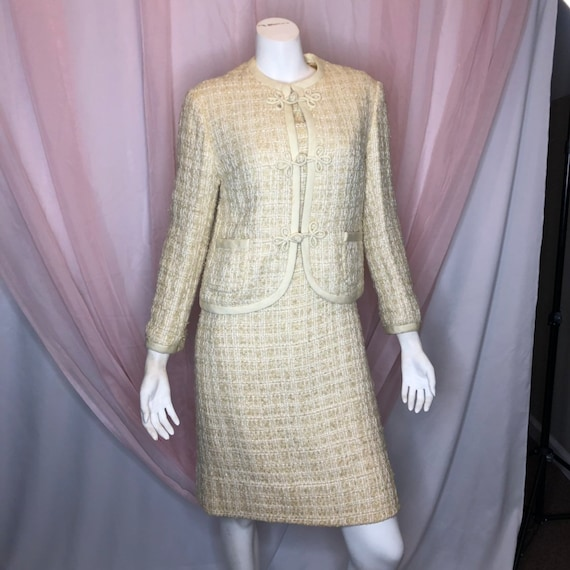 Vintage  Bonwit Teller Dress Set