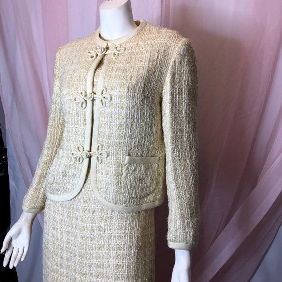 Vintage  Bonwit Teller Dress Set - image 3