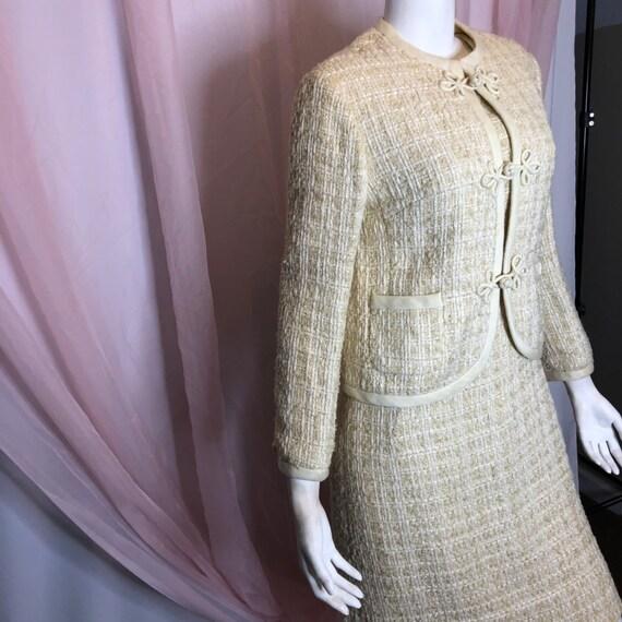 Vintage  Bonwit Teller Dress Set - image 2
