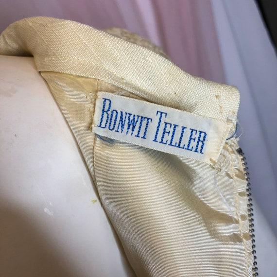 Vintage  Bonwit Teller Dress Set - image 8