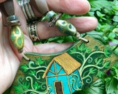 The Cottage Painted House...