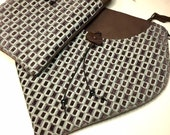 Set-Zipper Top Tapestry P...