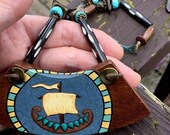 Norse Talisman Hand Paint...
