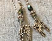 Kitty Kat Dangle Earrings...