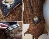 Fancy Jeweled Tapestry Po...