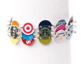 REDEEMING CHARMS Triple Strand Bracelet